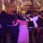 DJ Rob wedding at Horton Grange